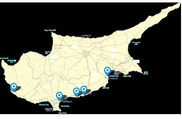 mapCyprus